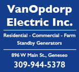 VanOpdorp Electric Inc