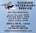 Oakwood Veterinary Service