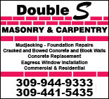 Double S Masonry & Carpentry